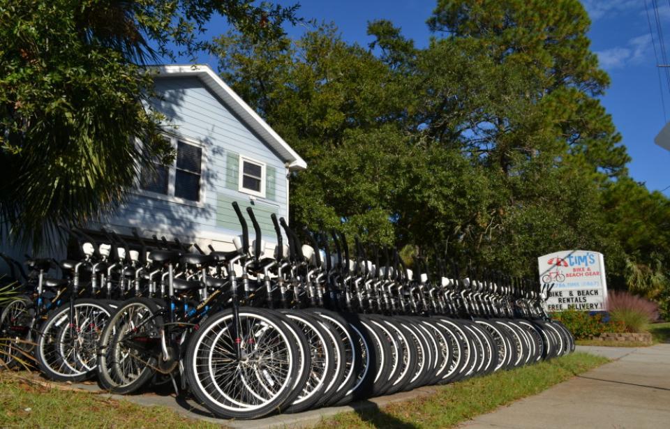Bike and Beach Gear