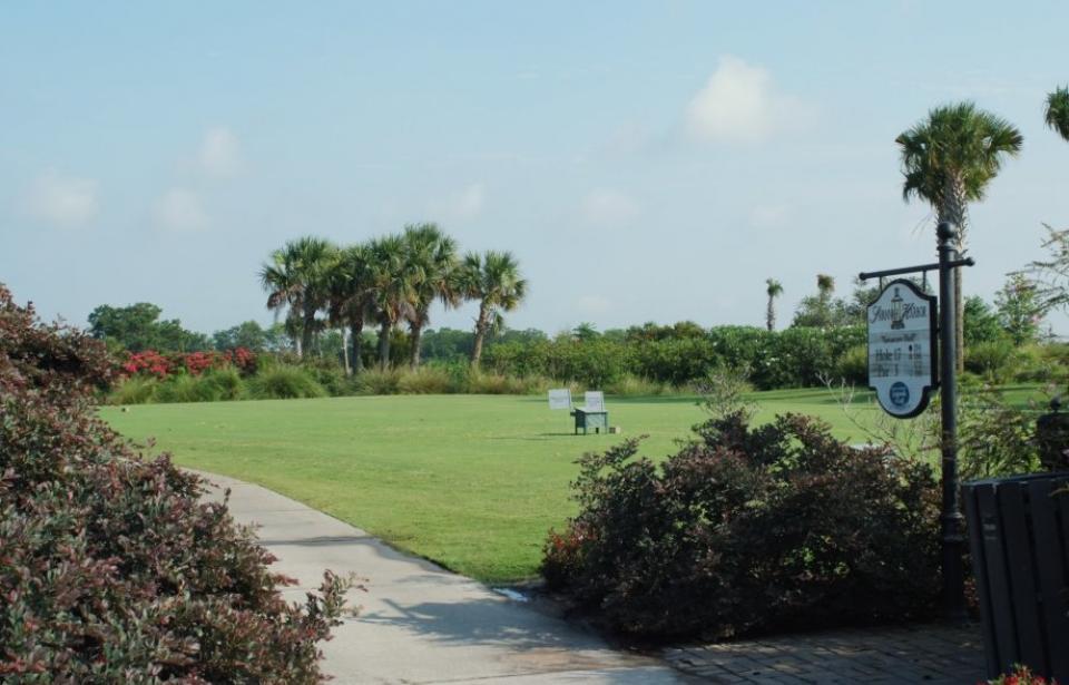 The Club at Savannah Harbor