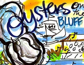 Oysters on the Bluff