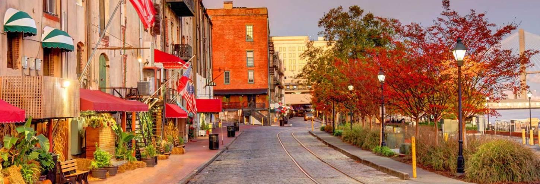 Savannah Fall Getaways