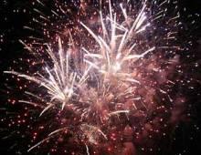 Tybee Fireworks